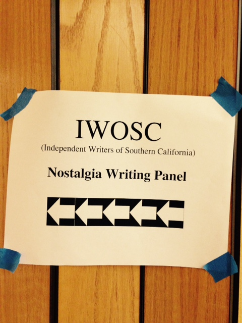 IWOSC sign for Panel